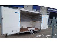 Exhibition shop box trailer ( Bargain)