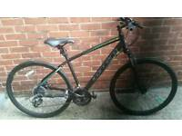 Carrera crossfire mountain bike