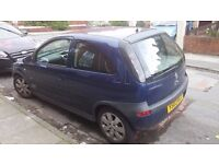 Vuaxhall Corsa For sale