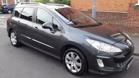 Peugeot 308- Estate- Manual- 7seater- Diesel- Showroom condition- Excellent Drive