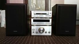 Technics Music Centre / CD player / Stereo System