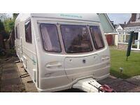 FOR SALE: 4/5 berth Caravan – Avondale Dart 2002