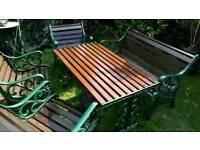 Garden/patio set.