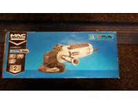 Macallister MSAG750 750W Angle Grinder