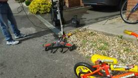 Wiggle scooter