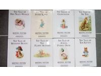 Beatrix Potter Children's Books - Set of 8