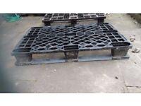 Plastic Pallets/Crates