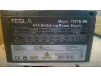 750w TESLA ATX Switching Power Supply