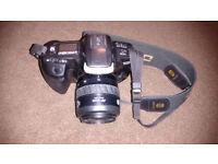 Minolta Dynax 300si camera