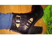 Offers? Black Ladies Boots / Shoes