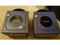 Nintendo GameCube's SPARES OR REPAIRS