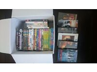 HUGE COLLECTION of DVDs (29 films and 4 series)