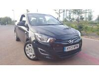 2013/13 Hyundai i20 Classic 1.2 Full Main dealer Service History 1F Keeper 2 Keys Moted