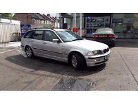 QUCKI SALE BMW 320I 2002 AUTOMATIC