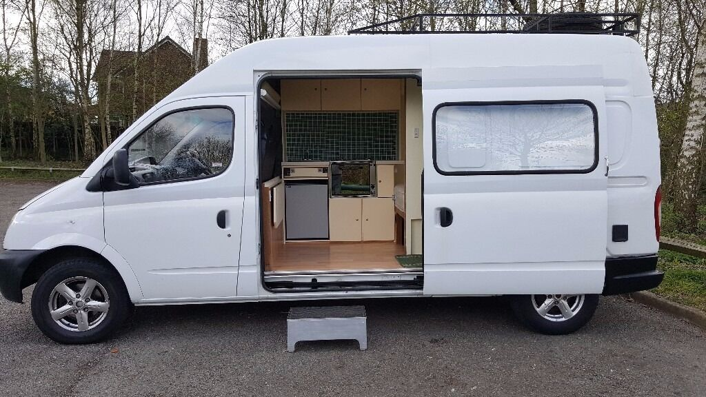 Fully Fitted Bespoke Camper Van Conversion