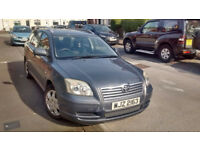 Great condition Toyota Avensis Estate MOT until July 2019