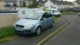 Ford C max 1.6 petrol LPg 2 keys