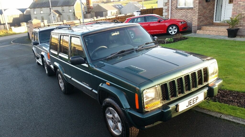 2000 Jeep Cherokee Orvis 4 0l In Moira County Armagh