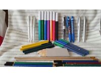 SELECTION OF STATIONARY ITEMS