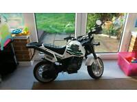 kids boys electric bike well used still works excellent