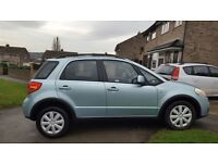 Suzuki SX4 1.6 GL. 5 Door. 2007. Low mileage.