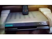 Cheap. Satellite Receiver. Lots of channels free. Brand New boxed.