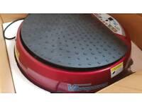 Vibrapower exercise plate
