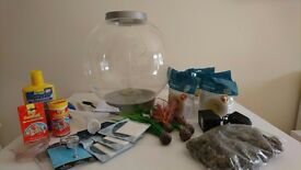 BiOrb 30 Aquarium, Service Kits & Accessories - £70