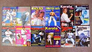 76 Shotokan Karate related Magazines Chiswick Canada Bay Area Preview