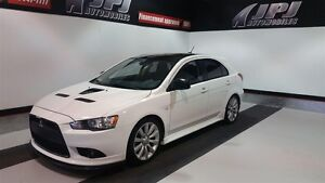2010 Mitsubishi Lancer Sportback RALLYE ART-TWIN CLUTCH MODEL RA