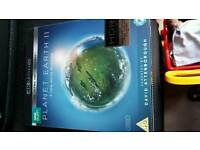 BBC Planet Earth 2 blu ray full hd