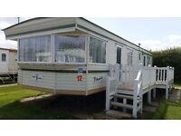 Skipsea Sands 2 Bedroom 6 Berth Caravan to let
