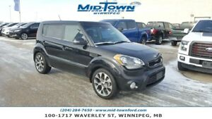 2013 Kia Soul 5DR 4U LUXURY