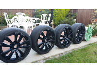 18 inch 5X114,3 alloys for sale