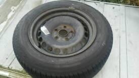 Passat Tyre and wheel 205/60/15