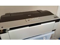 Very little used A3+ Epson Stylus Photo Printer R2880