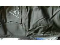 Dainese Goretex 44 waist motorcycle trousers