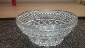 beautifull glass bowl