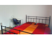 Now available in Ilford – A large affordable double room for rent in a 2 bedroom (BHK) flat. IG1.