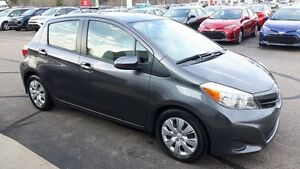 2013 Toyota Yaris LE WITH CONVENIENCE PACKAGE