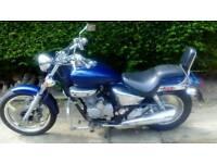 Classis motorbike