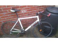 Road Bike for sale. B'twin Triban 3
