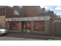 Established Barbers Shop to Let