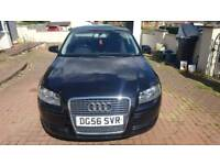 Audi A3 - very low mileage