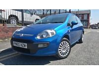2010 Fiat Punto Evo 1.4 8v Active 3dr Hatchback, ONE OWNER FROM NEW, £1,849 p/x welcome