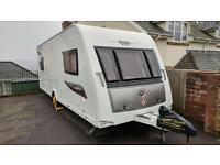 Elddis Avante 515 2014 5 berth Caravan