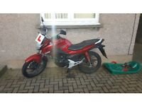 Honda CB125F For Sale