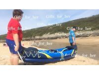 Inflatable kayak. Canoe. Dinghi. Inflatable 2 man Boat