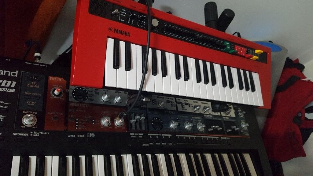 yamaha reface yc organ synth in harbourside bristol. Black Bedroom Furniture Sets. Home Design Ideas