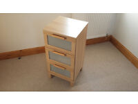 Chest Of 3 Drawers For Sale